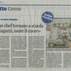 16th april 2013 – La Provincia di Como