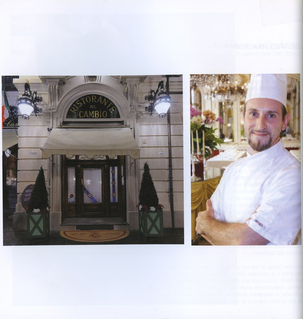 Artaserse Pasqual - Chef - articolo d