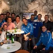 Azzurri FC Stockholm, anni felici in Svezia