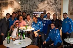 Calcio: prima il dovere e poi il piacere