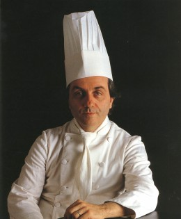 The MasterChef Gualtiero Marchesi