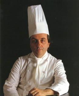 Il grande maestro Gualtiero Marchesi