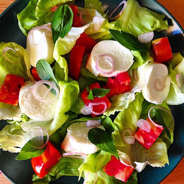 Con queste insalate si può…